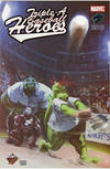Cover Thumbnail for Custom: Triple A Baseball Heroes (2007 series) #2 [Charlotte Knights variant]