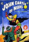 Cover for John Carter of Mars (World Distributors, 1953 series) #1