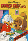 Cover for Donald Duck & Co (Hjemmet / Egmont, 1948 series) #10/1986