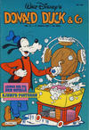 Cover for Donald Duck & Co (Hjemmet / Egmont, 1948 series) #12/1986