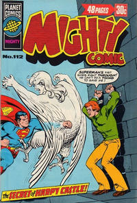 Cover Thumbnail for Mighty Comic (K. G. Murray, 1960 series) #112