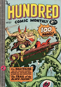 Cover Thumbnail for The Hundred Comic Monthly (K. G. Murray, 1956 ? series) #37