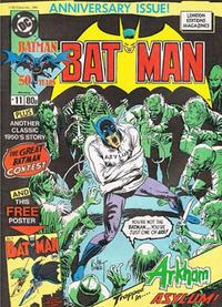 Cover Thumbnail for Batman Monthly (Egmont UK, 1988 series) #11