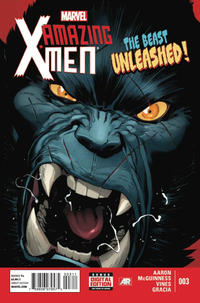 Cover Thumbnail for Amazing X-Men (Marvel, 2014 series) #3