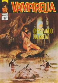 Cover Thumbnail for Vampirella (Portugal Press, 1976 series) #3