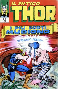 Cover Thumbnail for Il Mitico Thor (Editoriale Corno, 1971 series) #18