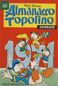 Cover Thumbnail for Almanacco Topolino (Arnoldo Mondadori Editore, 1957 series) #169