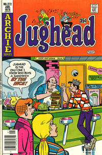 Cover Thumbnail for Jughead (Archie, 1965 series) #272