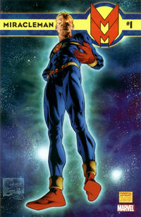 Cover Thumbnail for Miracleman (Marvel, 2014 series) #1