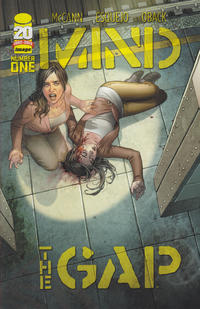 Cover Thumbnail for Mind the Gap (Image, 2012 series) #1 [Rodin Esquejo Variant Cover]