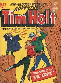Cover Thumbnail for Tim Holt (Magazine Management, 1955 series) #2
