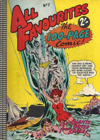 Cover Thumbnail for All Favourites, The 100-Page Comic (K. G. Murray, 1957 ? series) #7