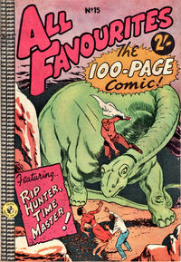 Cover Thumbnail for All Favourites, The 100-Page Comic (K. G. Murray, 1957 ? series) #15