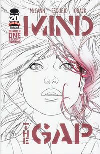Cover Thumbnail for Mind the Gap (Image, 2012 series) #1 [Second Printing]