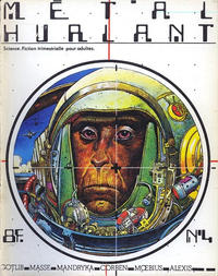 Cover Thumbnail for Métal Hurlant (Les Humanoïdes Associés, 1975 series) #4