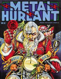 Cover Thumbnail for Métal Hurlant (Les Humanoïdes Associés, 1975 series) #12