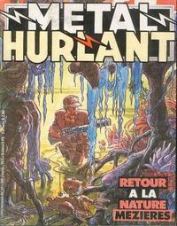 Cover Thumbnail for Métal Hurlant (Les Humanoïdes Associés, 1975 series) #41
