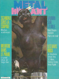 Cover for Métal Hurlant (Les Humanoïdes Associés, 1975 series) #118