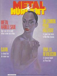 Cover Thumbnail for Métal Hurlant (Les Humanoïdes Associés, 1975 series) #119