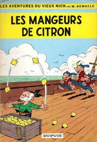 Cover Thumbnail for Le Vieux Nick et Barbe-Noire (Dupuis, 1960 series) #3 - Les mangeurs de citron
