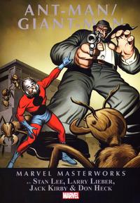 Cover Thumbnail for Marvel Masterworks: Ant-Man / Giant-Man (Marvel, 2013 series) #1