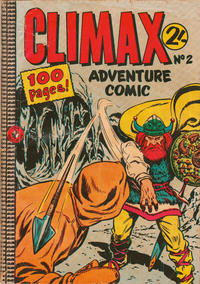 Cover Thumbnail for Climax Adventure Comic (K. G. Murray, 1962 ? series) #2