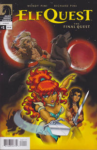 Cover Thumbnail for ElfQuest: The Final Quest (Dark Horse, 2014 series) #1