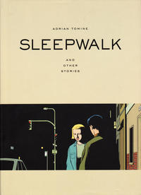 Cover Thumbnail for Sleepwalk and Other Stories (Drawn & Quarterly, 1997 series)