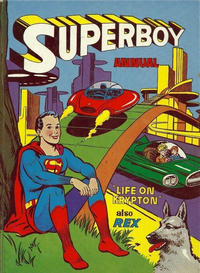 Cover Thumbnail for Superboy Annual (Atlas Publishing, 1953 series) #1963-64