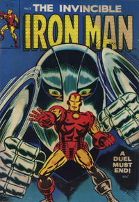 Cover Thumbnail for Iron Man (Yaffa / Page, 1978 ? series) #3