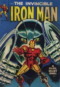 Cover Thumbnail for Iron Man (Yaffa / Page, 1978 ? series) #3