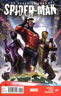 Cover Thumbnail for The Superior Foes of Spider-Man (Marvel, 2013 series) #7