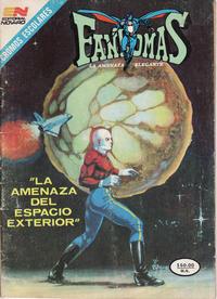 Cover Thumbnail for Fantomas (Editorial Novaro, 1969 series) #721
