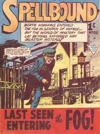 Cover Thumbnail for Spellbound (L. Miller & Son, 1960 ? series) #52