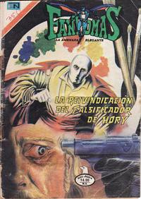 Cover Thumbnail for Fantomas (Editorial Novaro, 1969 series) #380