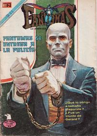 Cover Thumbnail for Fantomas (Editorial Novaro, 1969 series) #311