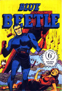 Cover Thumbnail for Blue Beetle (Streamline, 1950 series) #1