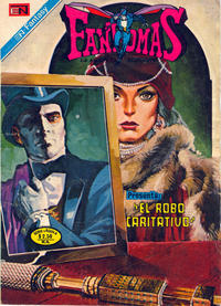Cover Thumbnail for Fantomas (Editorial Novaro, 1969 series) #255