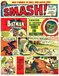 Cover Thumbnail for Smash! (IPC, 1966 series) #61