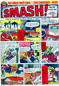 Cover Thumbnail for Smash! (IPC, 1966 series) #89