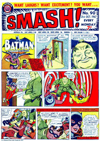 Cover Thumbnail for Smash! (IPC, 1966 series) #90