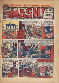 Cover Thumbnail for Smash! (IPC, 1966 series) #104