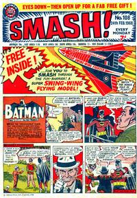 Cover Thumbnail for Smash! (IPC, 1966 series) #108