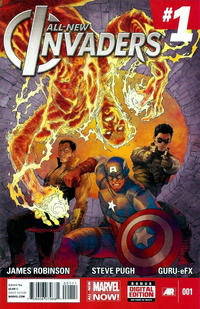 Cover Thumbnail for All-New Invaders (Marvel, 2014 series) #1