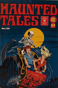 Cover Thumbnail for Haunted Tales (K. G. Murray, 1973 series) #20