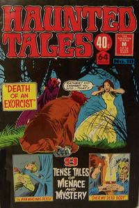 Cover Thumbnail for Haunted Tales (K. G. Murray, 1973 series) #18