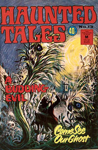 Cover Thumbnail for Haunted Tales (K. G. Murray, 1973 series) #13