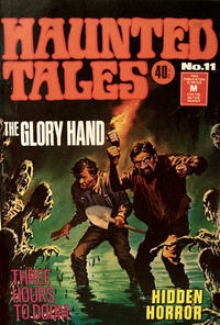 Cover Thumbnail for Haunted Tales (K. G. Murray, 1973 series) #11