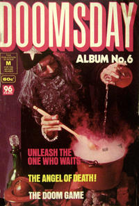 Cover for Doomsday Album (K. G. Murray, 1977 series) #6