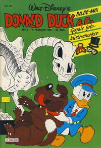 Cover Thumbnail for Donald Duck & Co (Hjemmet / Egmont, 1948 series) #6/1986